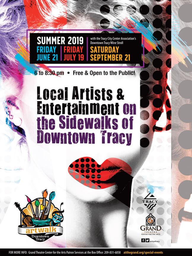 Downtown Tracy Artwalk - Tracy City Center Association